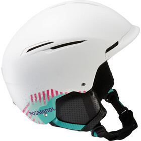 Rossignol Kids Templar Impacts Helmet White